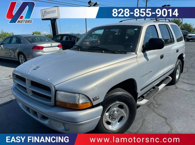 1999 Dodge Durango for sale in Hickory, NC