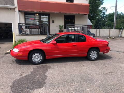 1999 Chevrolet Monte Carlo for sale at Imperial Group in Sioux Falls SD