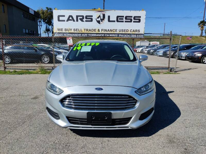 2014 Ford Fusion Hybrid for sale in Harbor City, CA