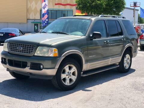 2004 Ford Explorer for sale at Pro Cars Of Sarasota Inc in Sarasota FL
