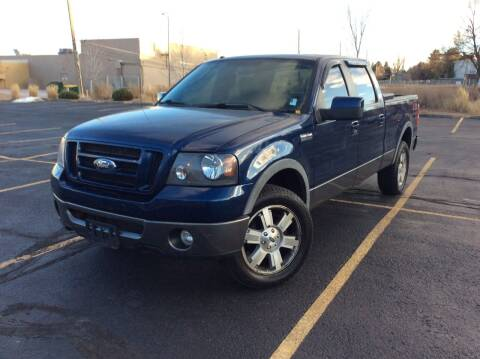 2007 Ford F-150 for sale at AROUND THE WORLD AUTO SALES in Denver CO