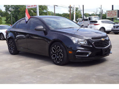 2016 Chevrolet Cruze Limited for sale at Sand Springs Auto Source in Sand Springs OK