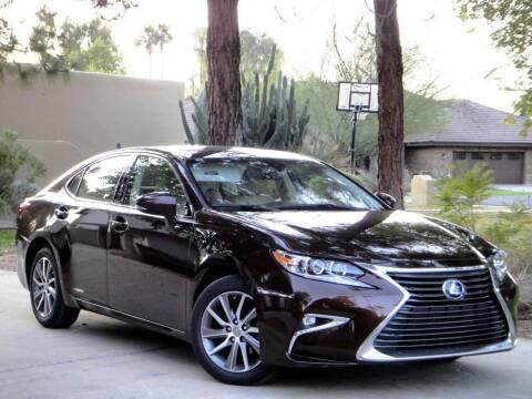 2016 Lexus ES 300h for sale at AZGT LLC in Mesa AZ