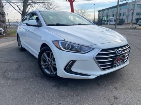 2017 Hyundai Elantra for sale at JerseyMotorsInc.com in Teterboro NJ