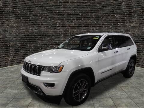 2017 Jeep Grand Cherokee for sale at Montclair Motor Car in Montclair NJ