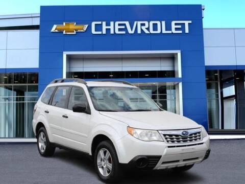 2011 Subaru Forester for sale at Ed Koehn Chevrolet in Rockford MI