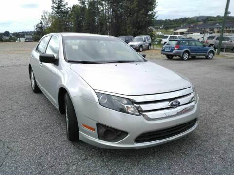 2010 Ford Fusion for sale at Hillside Motors Inc. in Hickory NC