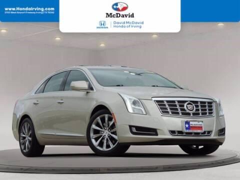 2014 Cadillac XTS for sale at DAVID McDAVID HONDA OF IRVING in Irving TX