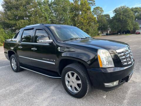 2007 Cadillac Escalade EXT for sale at Asap Motors Inc in Fort Walton Beach FL
