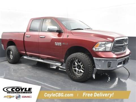 2015 RAM Ram Pickup 1500 for sale at COYLE GM - COYLE NISSAN - New Inventory in Clarksville IN