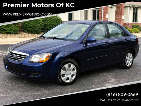 2009 Kia Spectra for sale at Premier Motors of KC in Kansas City MO