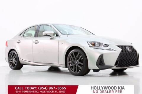 2018 Lexus IS 300 for sale at JumboAutoGroup.com in Hollywood FL