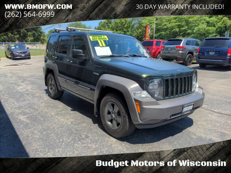 2011 Jeep Liberty for sale at Budget Motors of Wisconsin in Racine WI