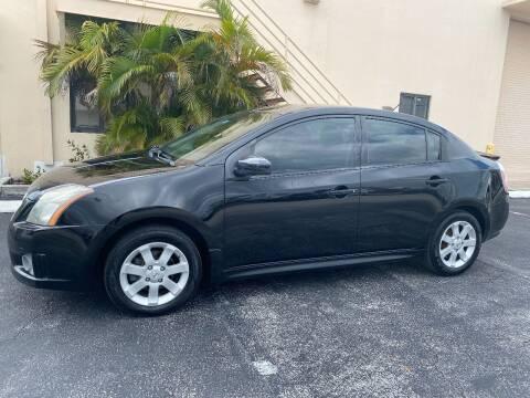 2011 Nissan Sentra for sale at Car Girl 101 in Oakland Park FL
