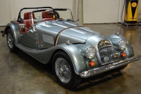 1969 Morgan Roadster