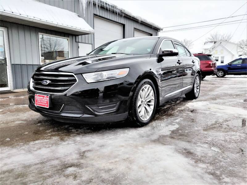 2013 Ford Taurus for sale at Habhab's Auto Sports & Imports in Cedar Rapids IA