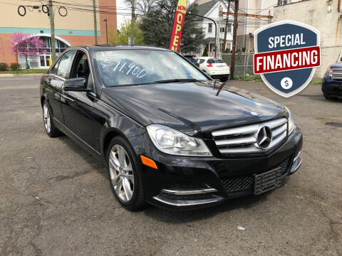 2013 Mercedes-Benz C-Class for sale at 103 Auto Sales in Bloomfield NJ