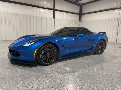 2016 Chevrolet Corvette for sale at Hatcher's Auto Sales, LLC in Campbellsville KY