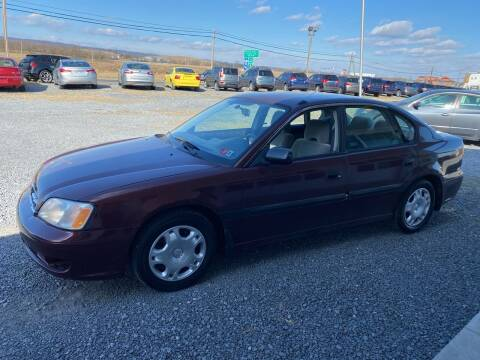2001 Subaru Legacy for sale at Tri-Star Motors Inc in Martinsburg WV