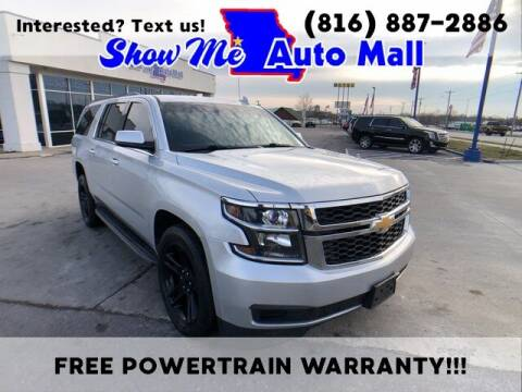 2016 Chevrolet Suburban for sale at Show Me Auto Mall in Harrisonville MO