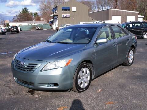 2009 Toyota Camry for sale at Route 12 Auto Sales in Leominster MA