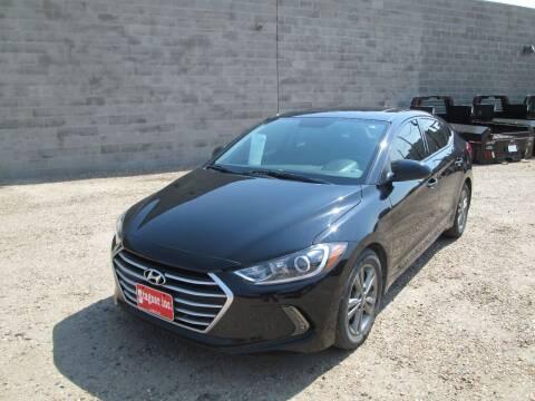 2018 Hyundai Elantra for sale at Stagner INC in Lamar CO