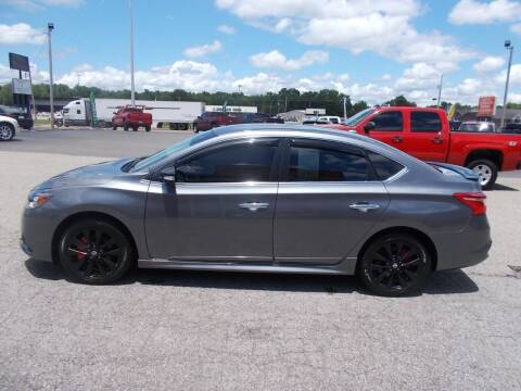 2018 Nissan Sentra for sale at West TN Automotive in Dresden TN