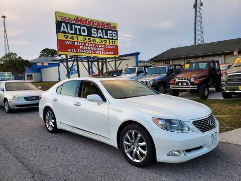 2007 Lexus LS 460 for sale at Mox Motors in Port Charlotte FL
