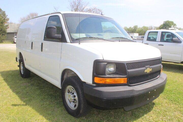 2015 Chevrolet Express Cargo for sale at Vehicle Network - LEE MOTORS in Princeton NC