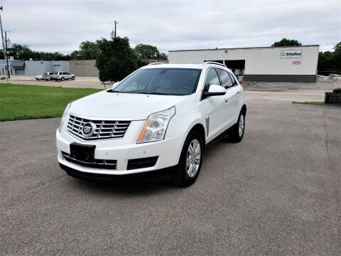 2013 Cadillac SRX for sale at Image Auto Sales in Dallas TX