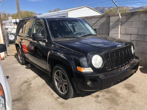 2010 Jeep Patriot for sale at Top Gun Auto Sales, LLC in Albuquerque NM