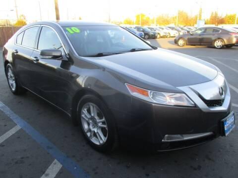 2010 Acura TL for sale at Choice Auto & Truck in Sacramento CA