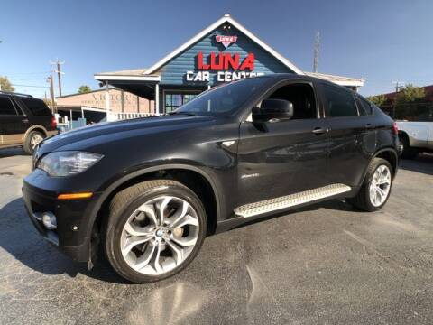 2012 BMW X6 for sale at LUNA CAR CENTER in San Antonio TX