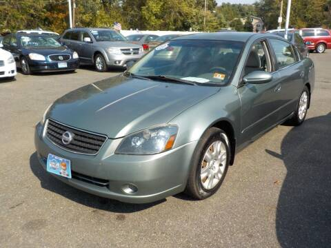 2005 Nissan Altima for sale at United Auto Land in Woodbury NJ
