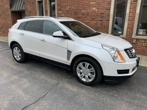 2016 Cadillac SRX for sale at Riverview Auto Brokers in Des Plaines IL