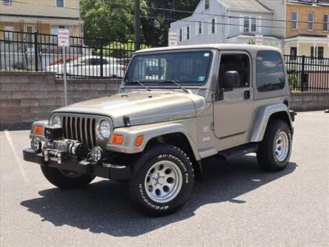 2003 Jeep Wrangler for sale at Bob Weaver Auto in Pottsville PA