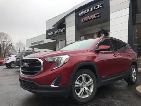 2018 GMC Terrain for sale at Mark Sweeney Buick GMC in Cincinnati OH