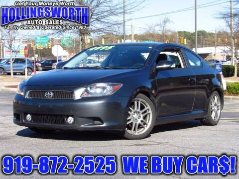 2005 Scion tC for sale at Hollingsworth Auto Sales in Raleigh NC