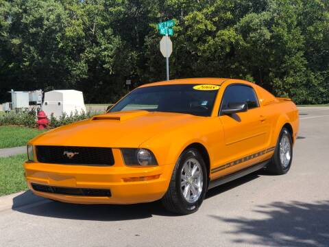 2008 Ford Mustang for sale at L G AUTO SALES in Boynton Beach FL