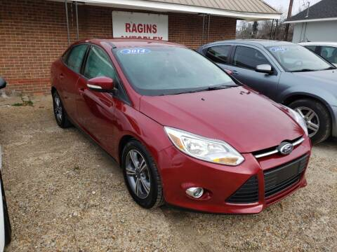 2014 Ford Focus for sale at RAGINS AUTOPLEX in Kennett MO