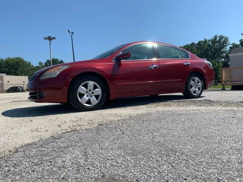 2007 Nissan Altima for sale at Madden Motors LLC in Iva SC