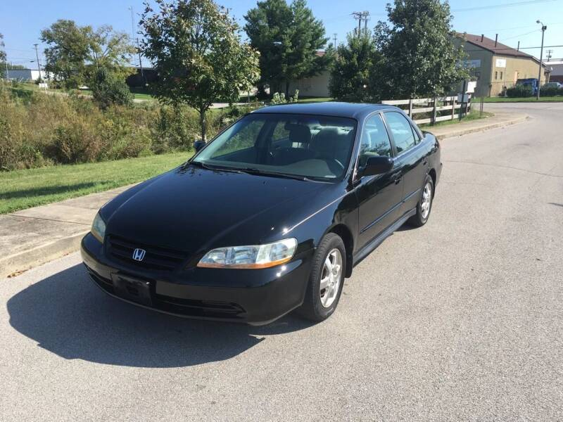 2002 Honda Accord for sale at Abe's Auto LLC in Lexington KY
