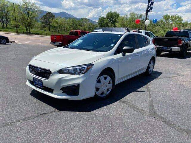2019 Subaru Impreza for sale in Colorado Springs, CO