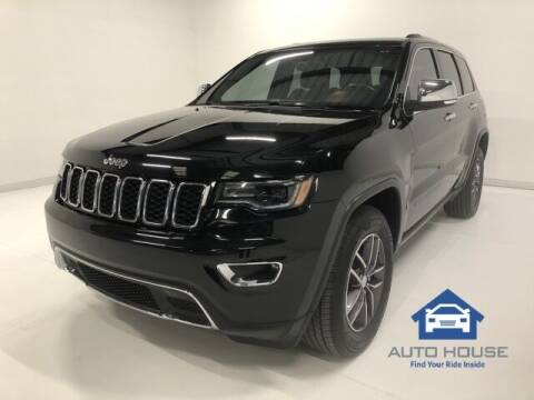 2017 Jeep Grand Cherokee for sale at AUTO HOUSE PHOENIX in Peoria AZ