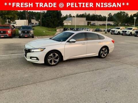 2020 Honda Accord for sale at TEX TYLER Autos Cars Trucks SUV Sales in Tyler TX