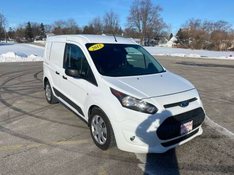 2015 Ford Transit Connect Cargo for sale at Magana Auto Sales Inc in Aurora IL