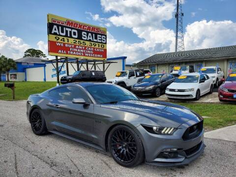 2017 Ford Mustang for sale at Mox Motors in Port Charlotte FL