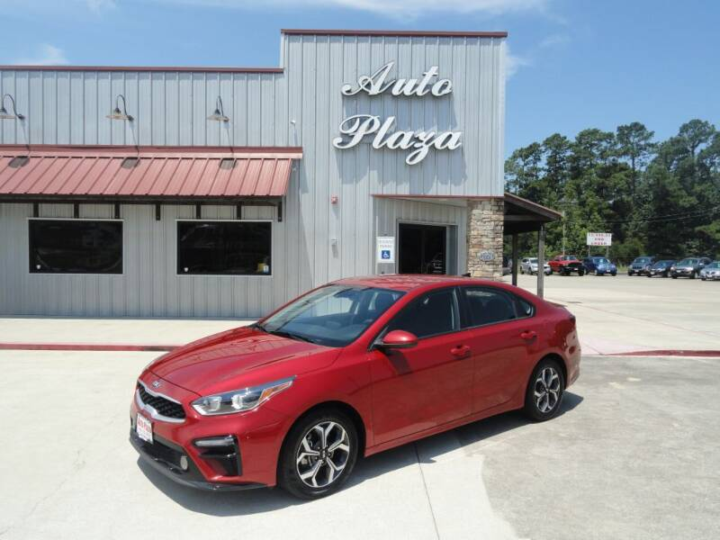 2020 Kia Forte for sale at Grantz Auto Plaza LLC in Lumberton TX