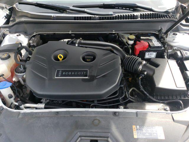 2014 Lincoln MKZ 10