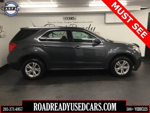 2011 Chevrolet Equinox for sale at Road Ready Used Cars in Ansonia CT